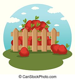 agricultural and farming concept
