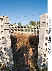 Agricultural burner