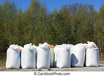 Agricultural Fertilizer - 600kg Bags of agricultural ...