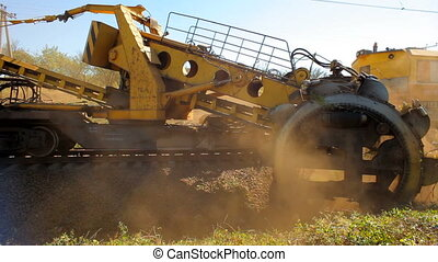 Agricultural machinery - The great miracle of engineering...