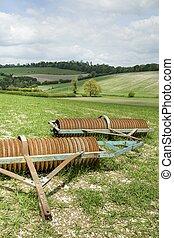 Agriculture farmland England UK