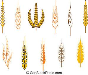 Agriculture symbols