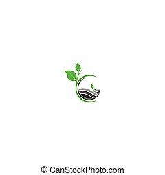 Agriculture, Tree ,leaf icon