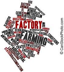 agriculture, usine