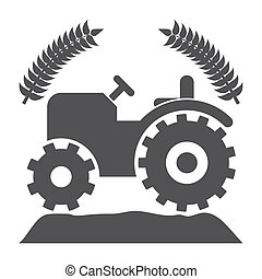 Agriculture Vector Icon