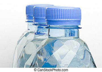 agua, 1, botella