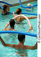 agua aerobia