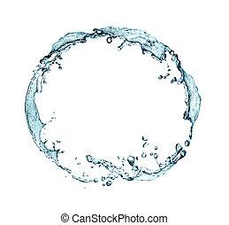 agua, anillo