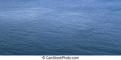 agua azul, superficie