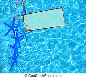agua azul, turquesa, piscina