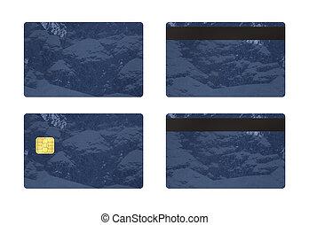 agua, blanco, tarjeta, plano de fondo