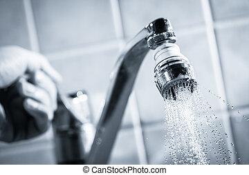 agua, consumo