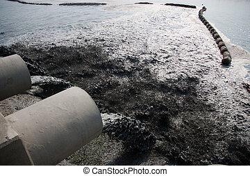 agua, contaminado