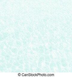 agua, descolorido, mar, ondas, onda, verde