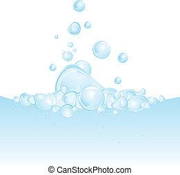 agua, ebullición