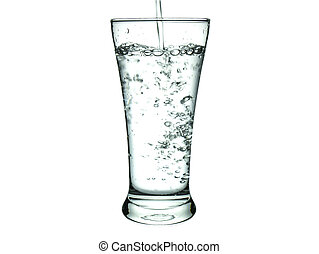 agua, el verter, 1