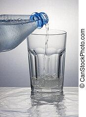 agua, es, sano
