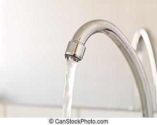 agua, flujos