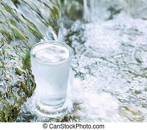 agua, frío