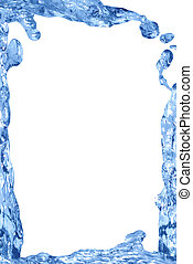 agua, marco