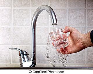 agua, potable