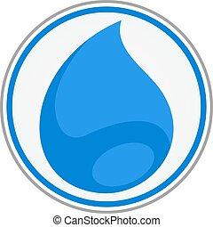 agua, símbolo