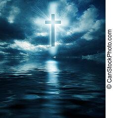 aguas, cruz