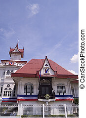 Aguinaldo Shrine - Place where the independence of the...
