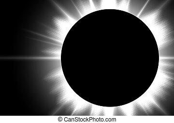 agujero, 2, negro