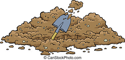 agujero, cavar