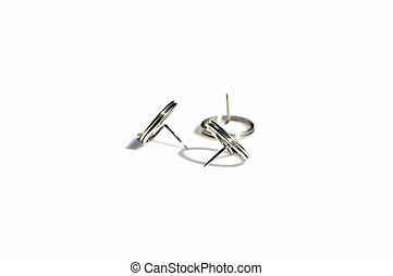 agulha acupuntura, orelha