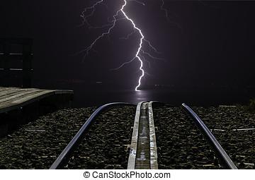 ahead!, éclair