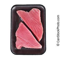 Ahi Tuna Raw Steaks