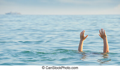 ahogo, hombre