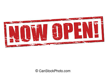 ahora, abierto
