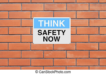 ahora, seguridad, pensar