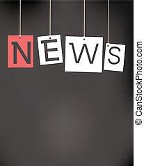 ahorcadura, noticias, etiquetas