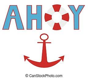 Ahoy Anchor