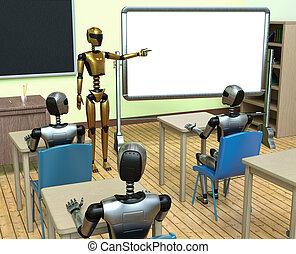 ai, robot, machine, avenir, apprentissage, technologie