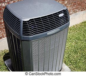 Aid Condtioner - High efficiency modern AC-heater unit, ...