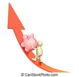 aide, à, financier, crise