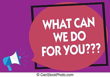 aide, bubble., texte, cadre, signe, haut-parleur, quel, pourpre, question, comment, parole, photo, conceptuel, vous, porte voix, nous, question., mai, projection, assister, fond, crier, boîte, bruyant