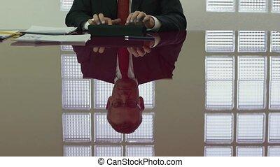 aide, directeur, bureau