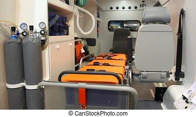 aide, voiture, intérieur, urgent, divan, médicament, balloon...