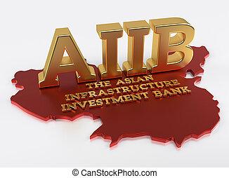 aiib, -, el, asiático, infraestructura, inversión, banco, -,...