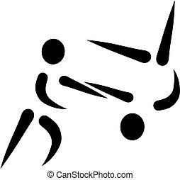 aikido, icônes