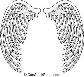 ailes ange