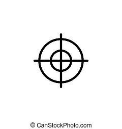 AIM Flat Vector Icon