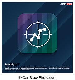 Aim target icon