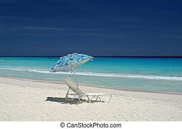 aimg 0145 deserted beach - a deserted beach in Barbados